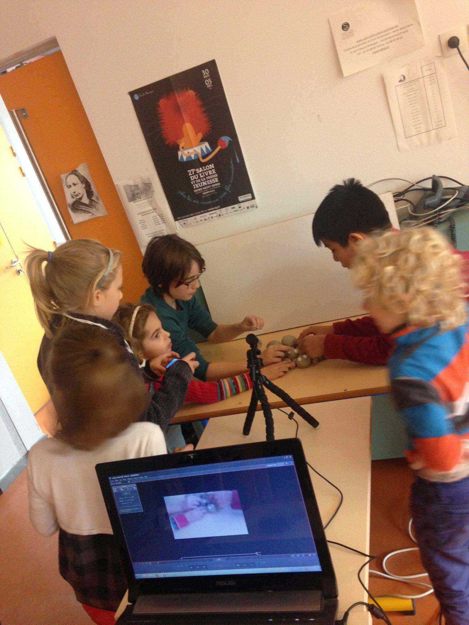 FIFMA des Ecoles #2 : Filmer l'argile