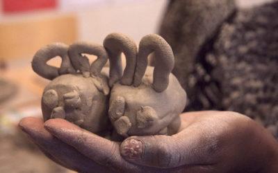 FIFMA DES ECOLES #20 : Créer avec l'argile