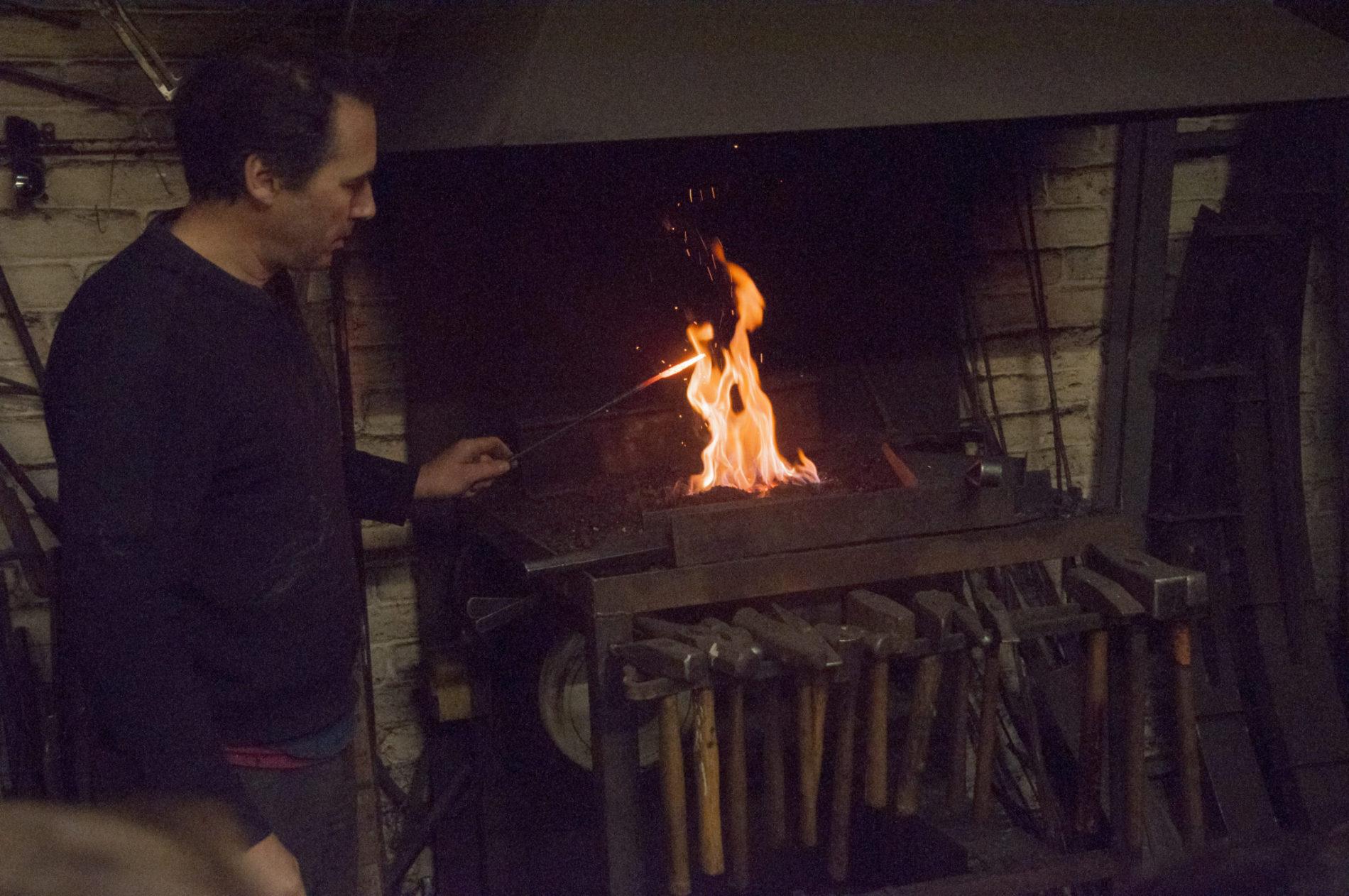 Fifma #24 : forger le métal / tourner l'argile