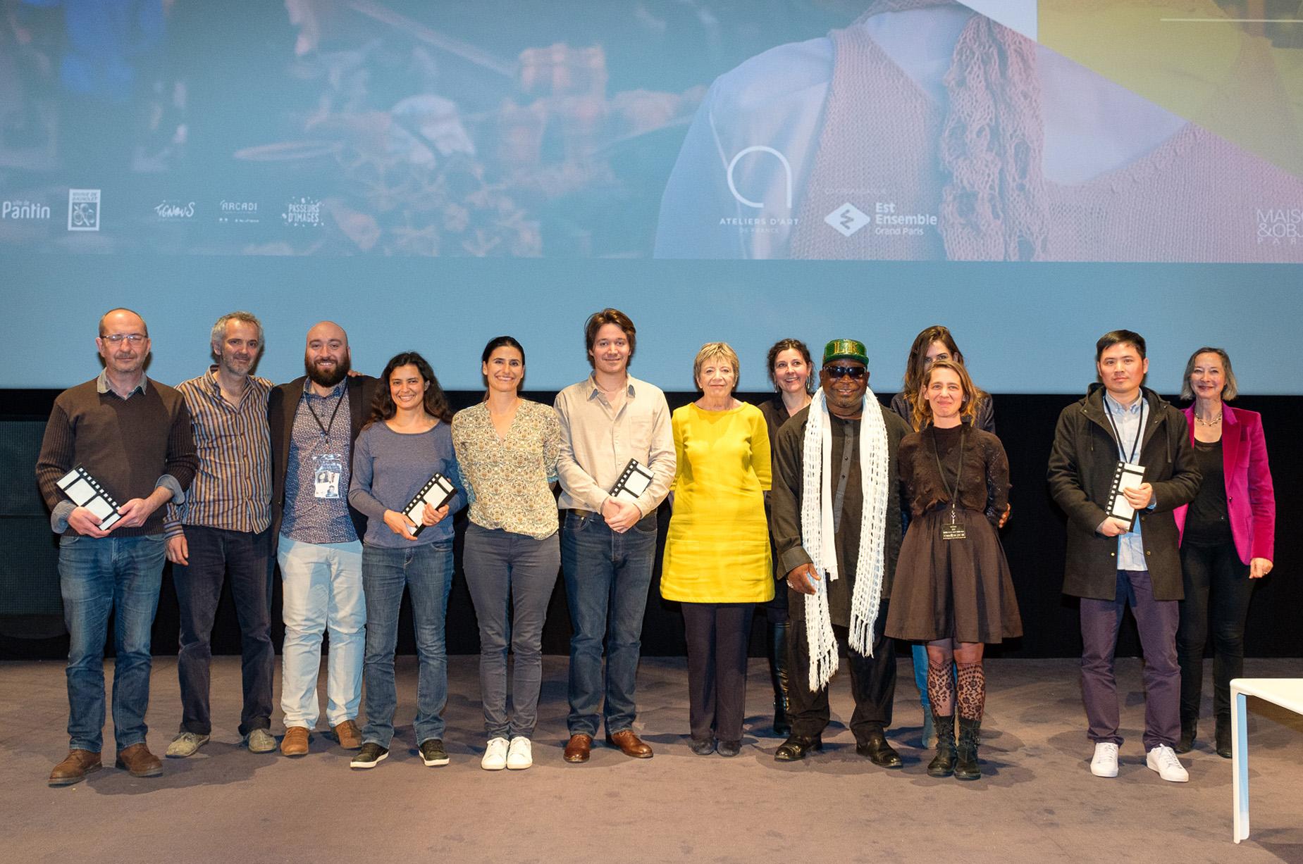 Les Lauréats du FIFMA 2018