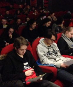 Projection Coll Lycee_Cin'Hoche_Bagnolet 4